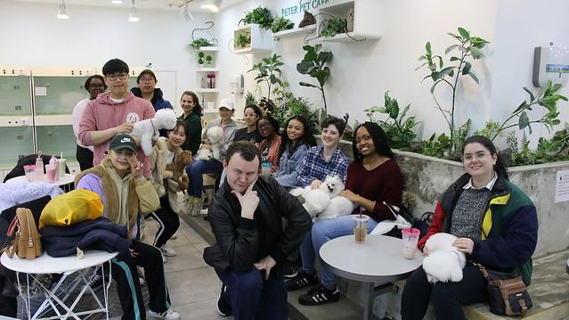Spring 2019_Peter Pet Cafe by Chingu Program