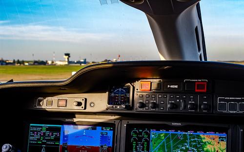 Honda HA-420 HondaJet F-HENE EATIS Business Aviation