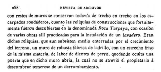 Revista de Archivos y Bibliotecas 1904, por Rodrigo Amador de los Ríos