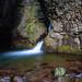 Alva Glen, Smugglers Cave