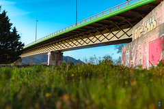 Street, Pont des Lones - Valence