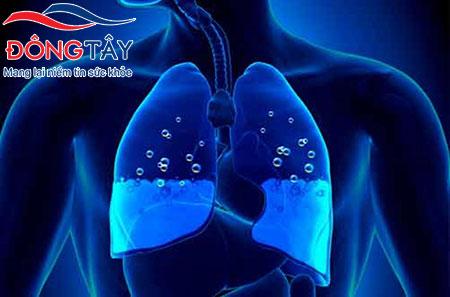 Phù phổi cấp là biến chứng nguy hiểm do suy tim gây ra