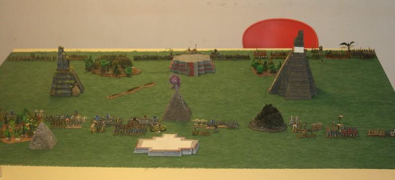 [4000 - Orcs+HL vs Khemri] La bataille des pyramides noires 46658155024_86c7865e72_c