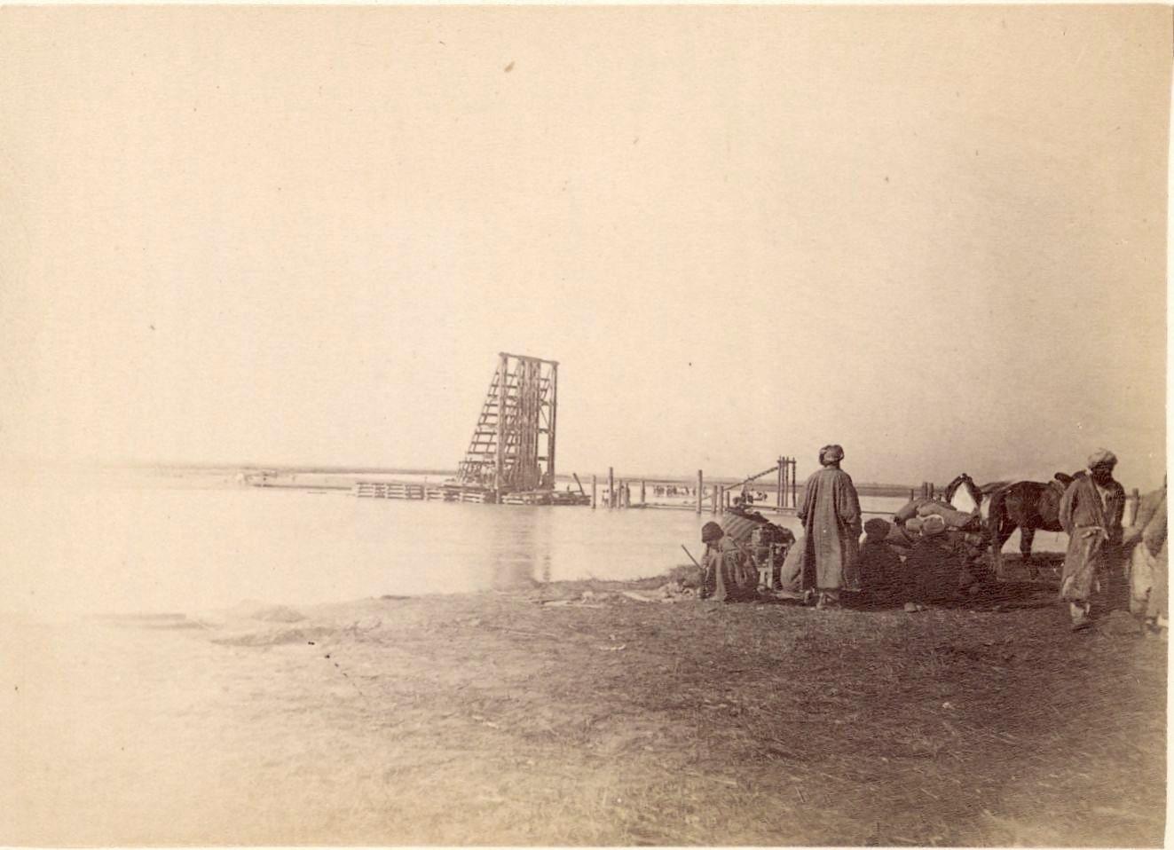 09. Амударья. Мост. Правый берег