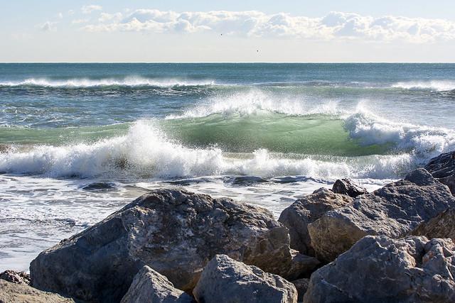 Playa de Viladecans, Nikon D7100, Sigma 50-500mm F4.5-6.3 DG OS HSM