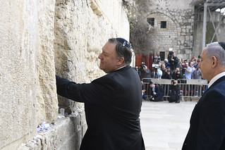 Secretary of State M. Pompeo visit to Israel March 2019