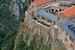 Abbaye de Saint Martin du Canigou, Haut Conflent