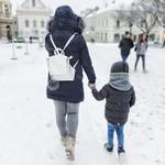 Walk on snow