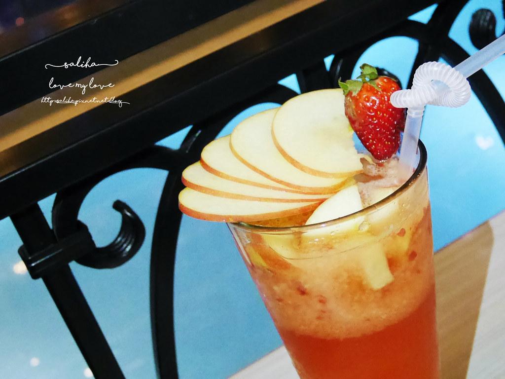 板橋大遠百跳舞香水下午茶咖啡餐廳推薦威尼斯歐洲風 (7)