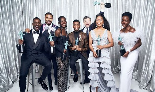 Black Panther wins BIG at SAG Awards: Is Best Picture at Oscars now a dead cert?