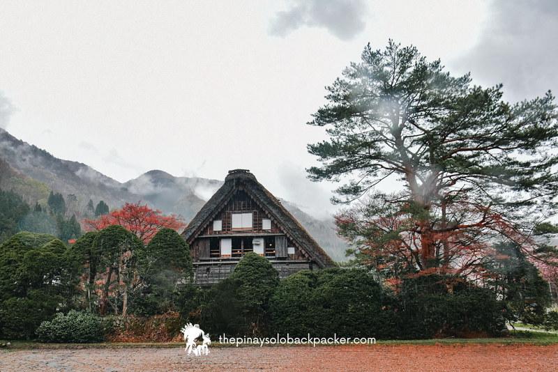 shirakawago wada house