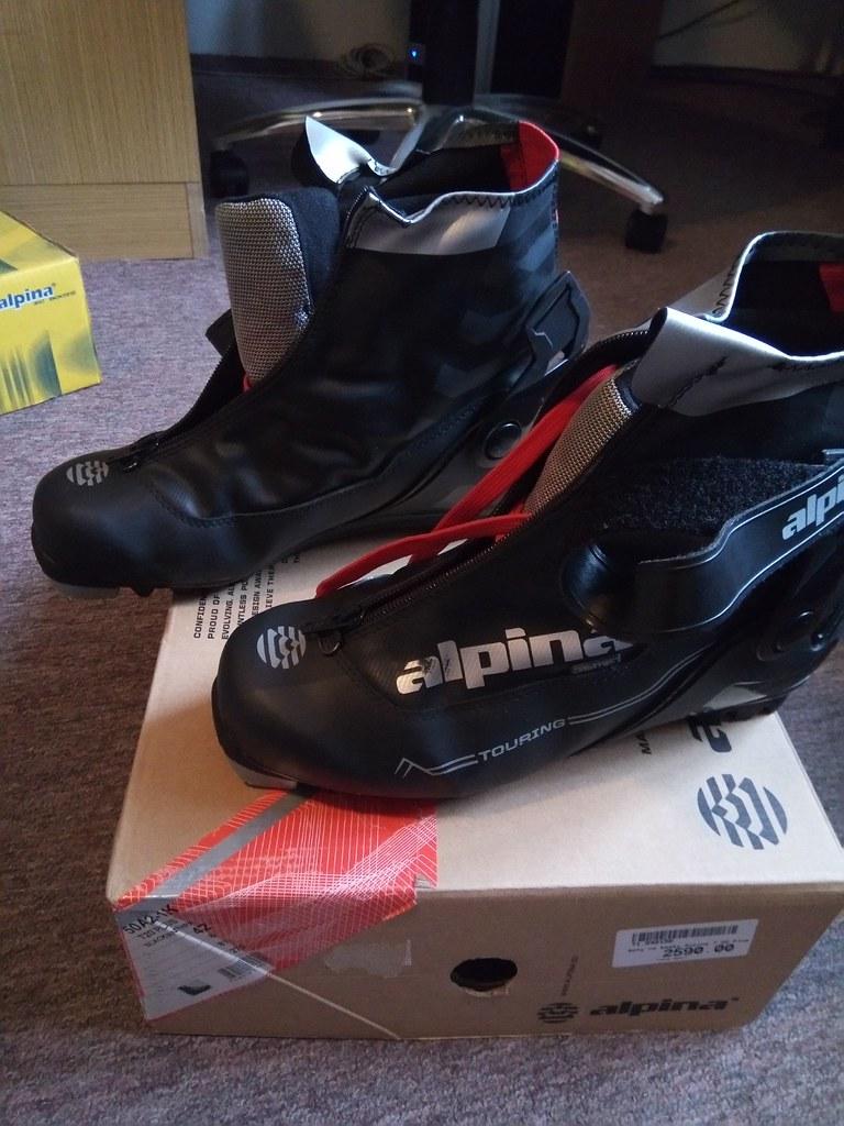 sportovní - běžkařské boty - Bazar běžek a běžeckého vybavení ... 80bffcabbc