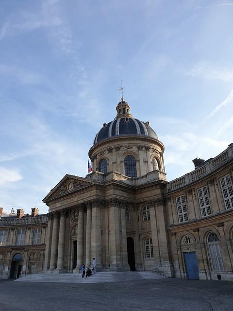 05/06/2019 Conférence à l'Institut de France à Paris: Etienne Ghys - Géométries en actions. Une promenade dans le monde mathématique - 5 à 7 - Cycle Rencontre avec un académicien