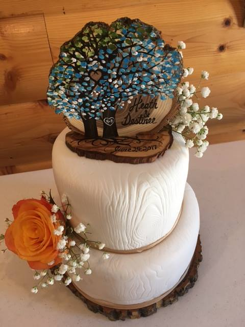 Cake by Mary's Cake Creations