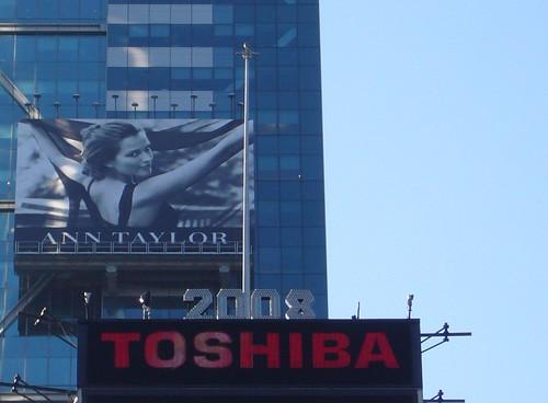Times Square Ball, 2008
