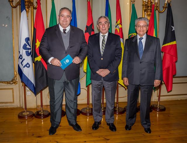 19.02. Secretário Executivo recebe Secretário Especial da Cultura do Brasil