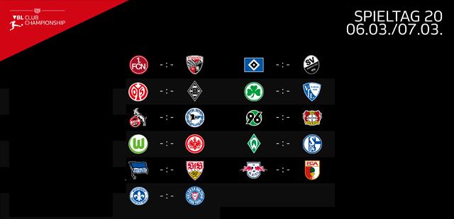 47236620252 9a3eac427c o - Die Virtuelle Bundesliga von FIFA 19 ist in vollem Gange