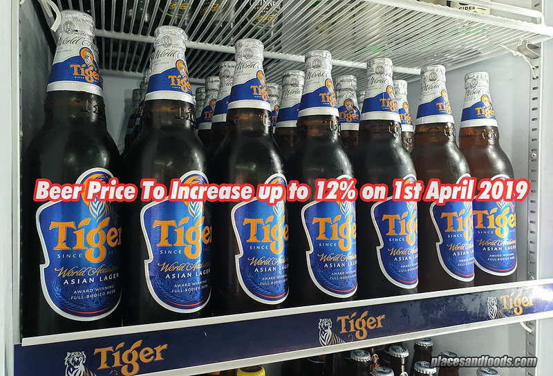 beer price increase