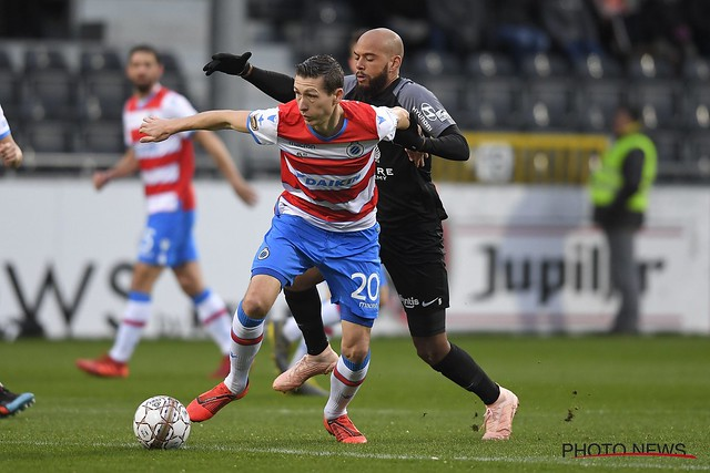 Eupen-Club Brugge 10-03-2019