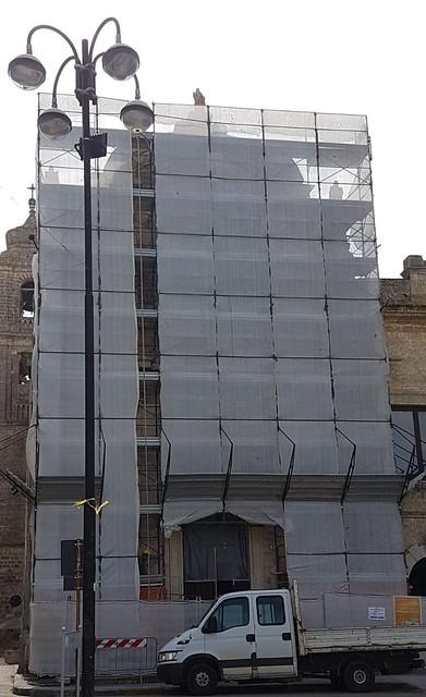 restauro chiesa san francesco