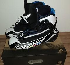 Skate boty Salomon RS CARBON - titulní fotka
