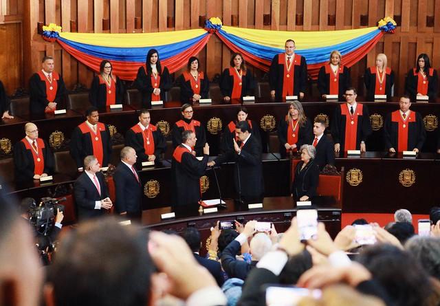 Maduro é declarado oficialmente presidente da Venezuela para o período 2019-2025