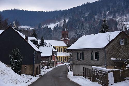 Le Bonhomme (Vosges, F)