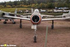 9978---KP-X---52-3057---Danish-Air-Force---Republic-F-84G-Thunderjet---Savigny-les-Beaune---181011---Steven-Gray---IMG_5725-watermarked