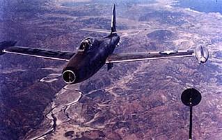 F-84 AAR probe