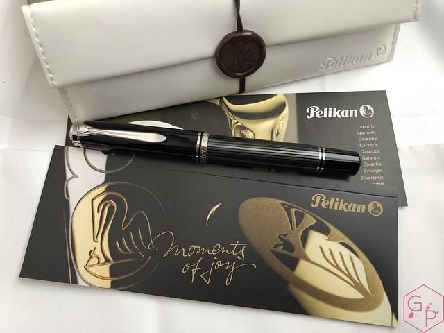 Pelikan Souverän M1005 Stresemann Fountain Pen Review 7_RWM
