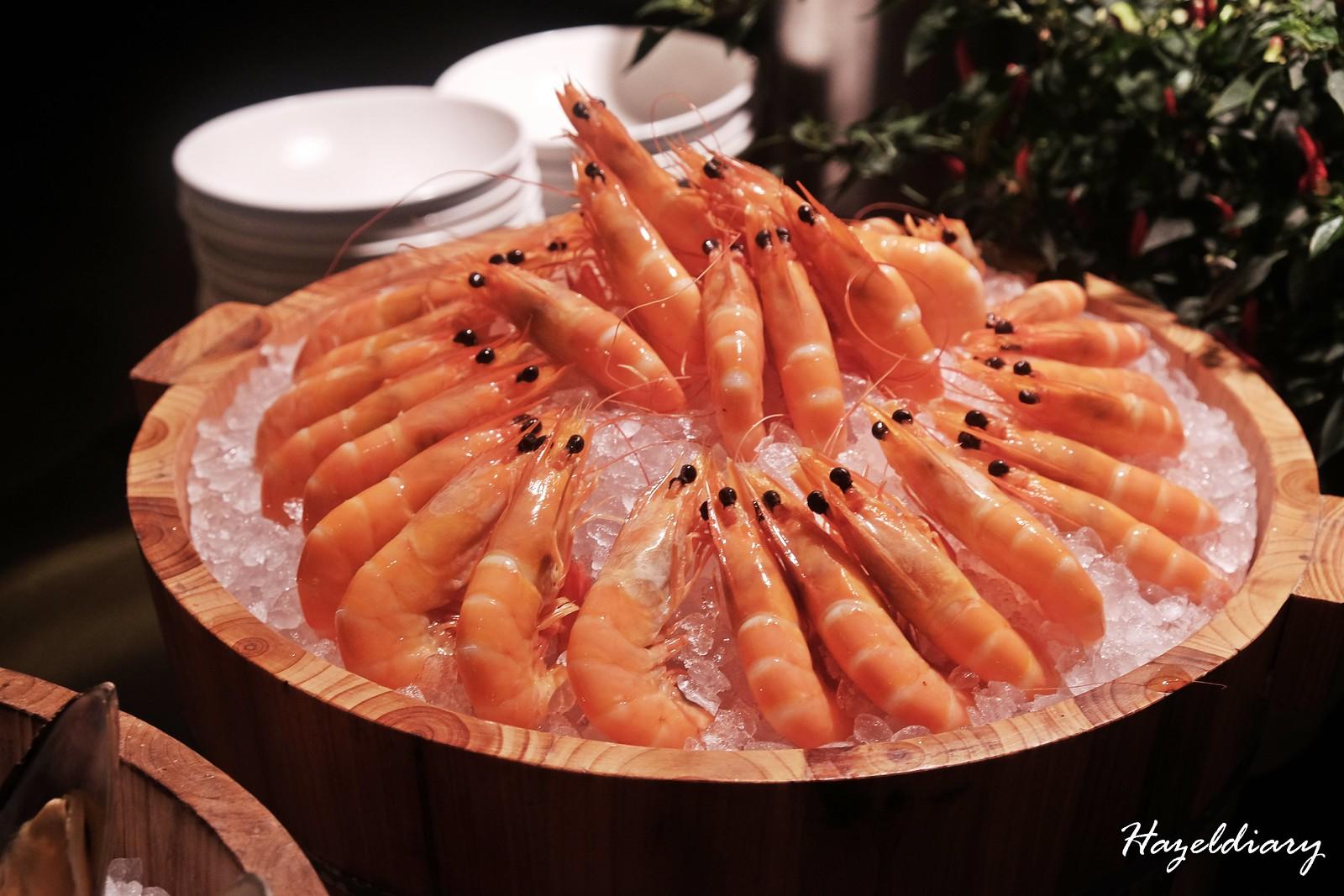 D9 Cakery Hilton Singapore-Seafood