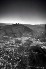 Aerial Estes Park