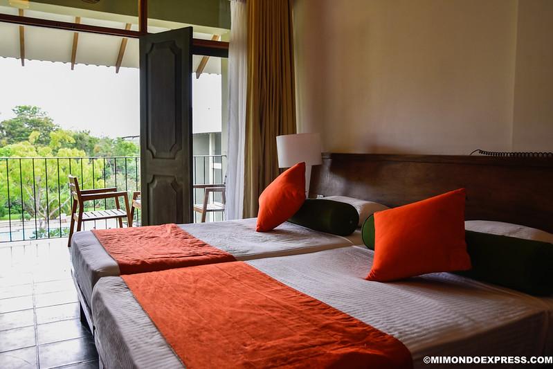 Dónde dormir en Sri Lanka