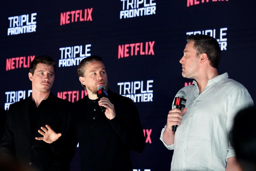Triple Frontier Fan Event In Singapore