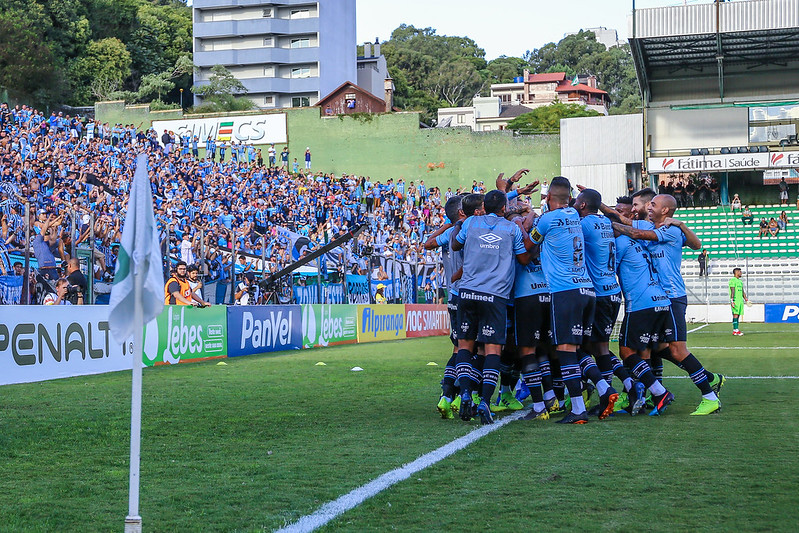 Juventude x Grêmio