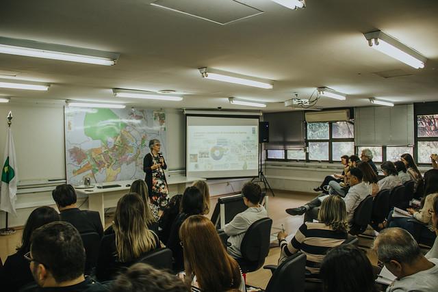 Workshop apresenta Objetivos do Desenvolvimento Sustentável (ODS)