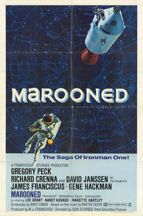 Marooned - Poster 4