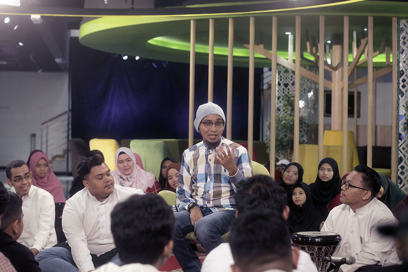 Open Floor bersama Ustaz Ashraf Suarin