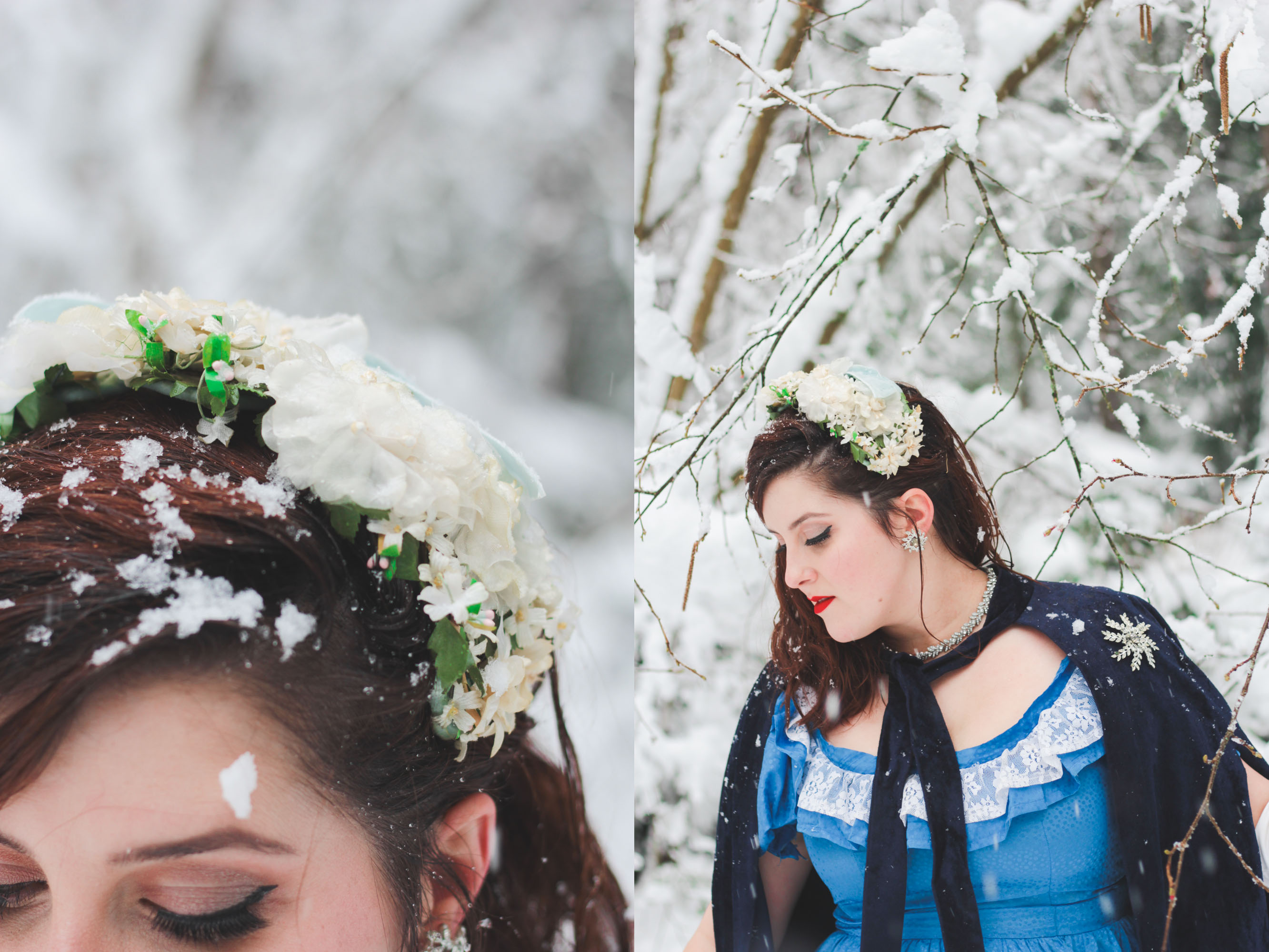Snow Queen Collage 1