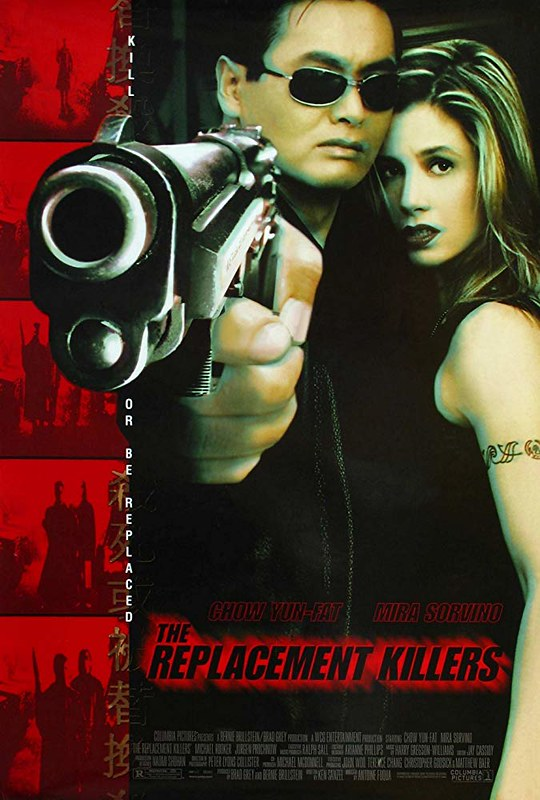 The Replacement Killers - Poster 3