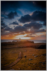Neist Point Sunset - Explore No.44 - 16.02.2019