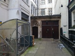White Lion Court EC3