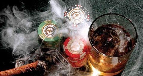 alcol gioco