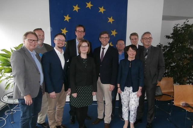 Bezirksparteitag am 23. März 2019 in Herzogenrath