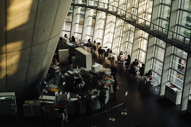 Photo:国立新美術館 By tatsullan