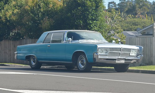 1965 Chrysler Imperial Crown Coupe