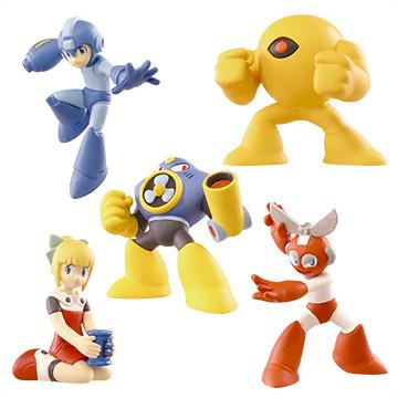 T-ARTS 《洛克人》 洛克人角色人物收藏 第二彈!ロックマン フィギュアコレクション2