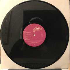 MARIAH CAREY:GLITTER(RECORD SIDE-B)