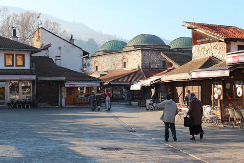 Bascarsija - Sarajevo, Bosnia and Herzegovina