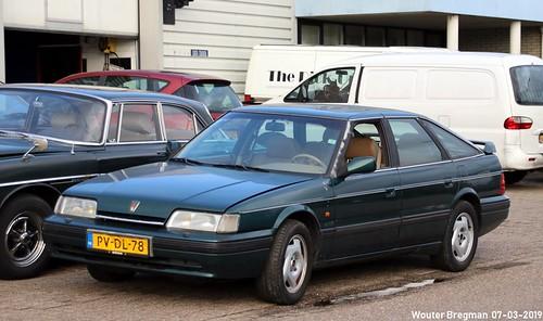 Rover 827 Si 1990